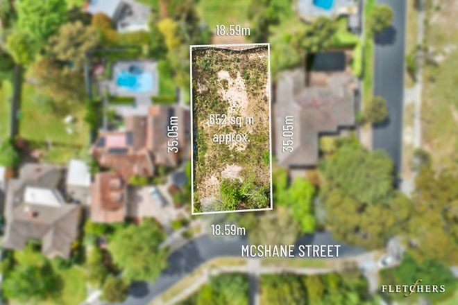 Picture of 24 McShane Street, BALWYN NORTH VIC 3104