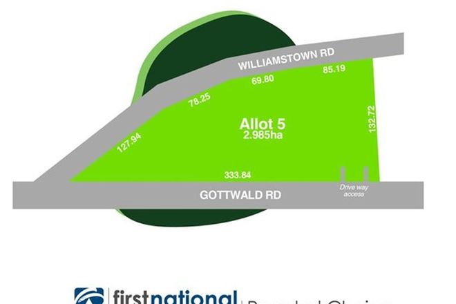 Picture of Lot 5 Williamstown Road, WILLIAMSTOWN SA 5351