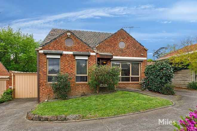 Picture of 2/81 Rosanna Road, HEIDELBERG VIC 3084