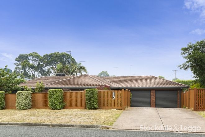 Picture of 18 Achilpa Avenue, CLIFTON SPRINGS VIC 3222