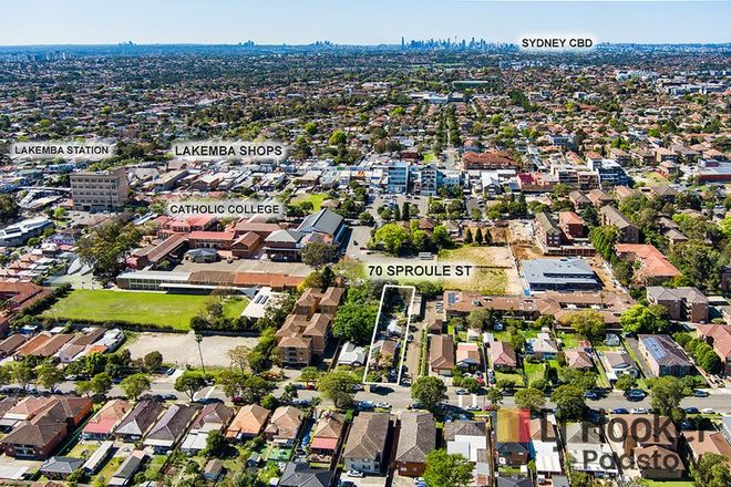 Picture of 70 Sproule Street, LAKEMBA NSW 2195
