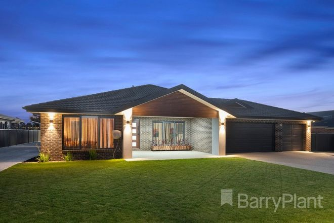 Picture of 8 Vantage Court, CARDIGAN VIC 3352