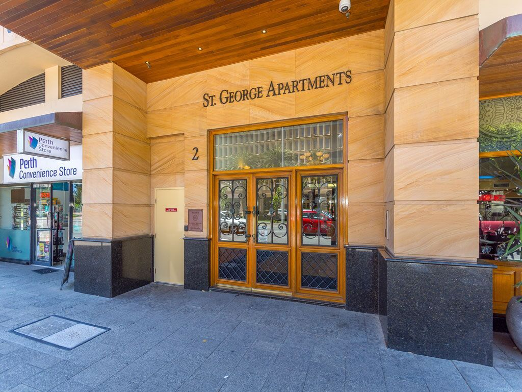 G607/2 St Georges Terrace - Approved application, Perth WA 6000, Image 1