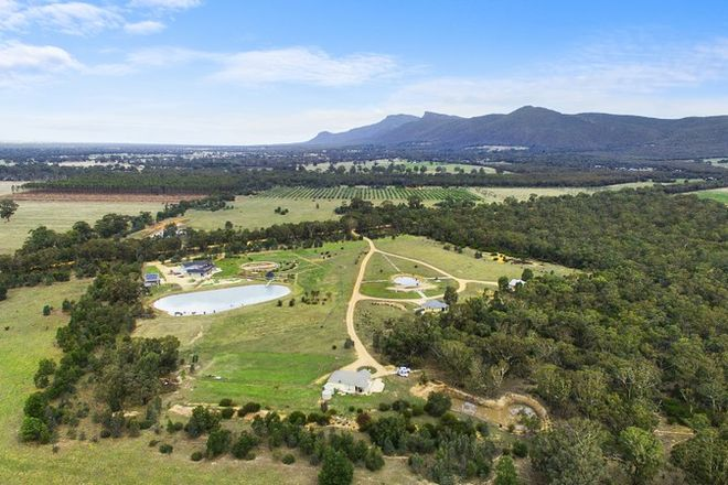 Picture of 300 Tunnel Road, Pomonal, HALLS GAP VIC 3381