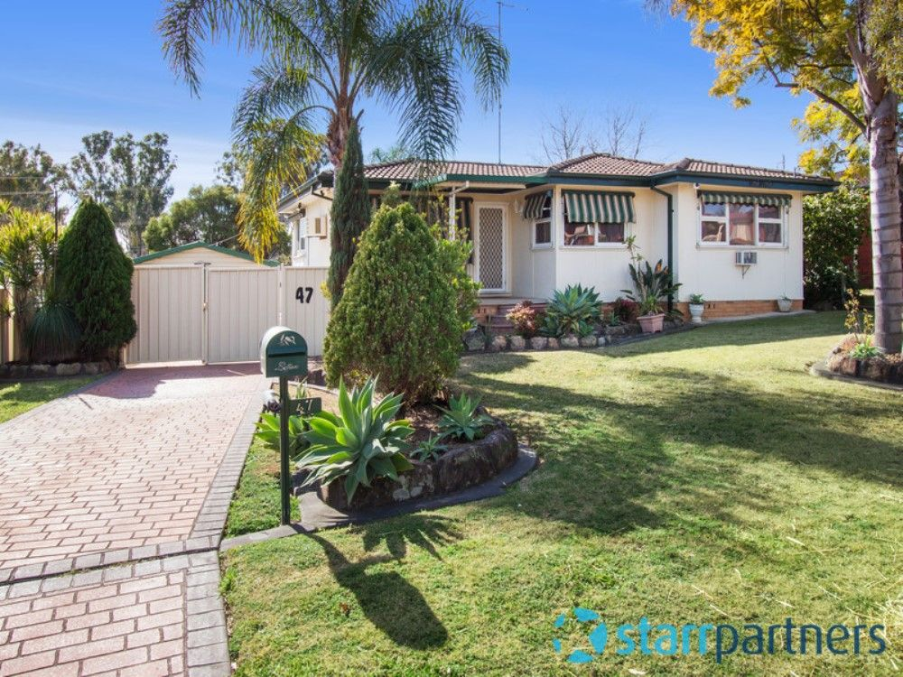 47 Alam Street, Colyton NSW 2760, Image 0