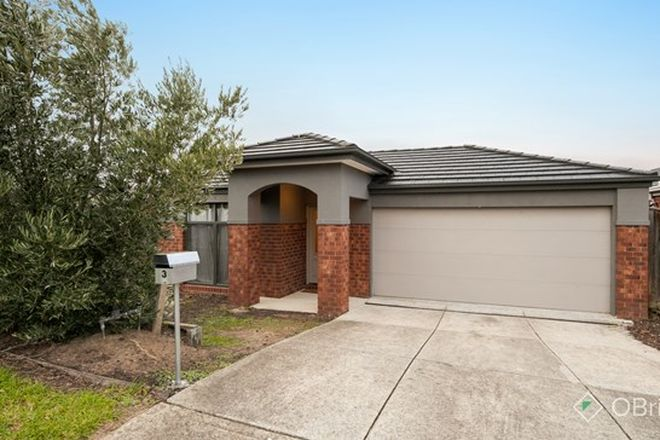 Picture of 3 Young Street, PAKENHAM VIC 3810