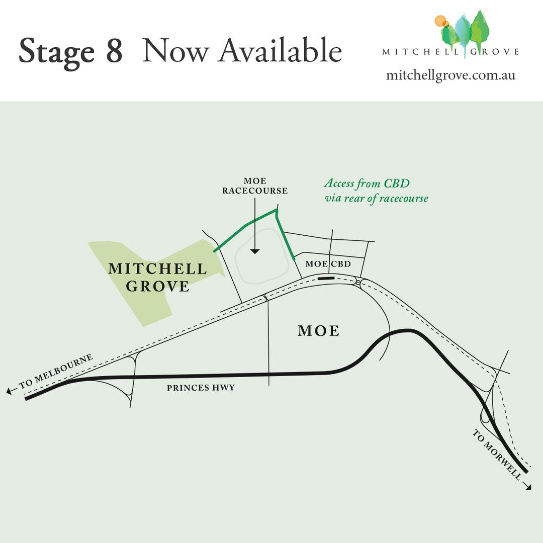 Lot 209 Mitchell Grove, Moe VIC 3825, Image 2