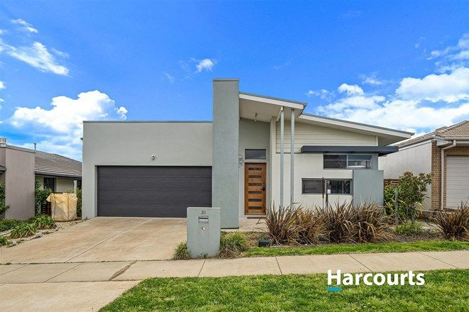 Picture of 21 Langtree Crescent, CRACE ACT 2911