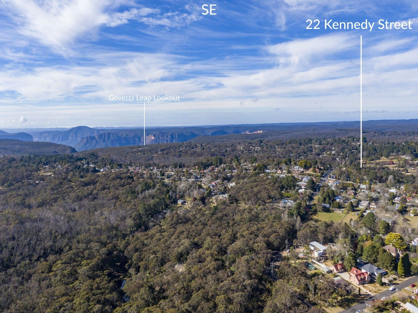 22 Kennedy St (Part of 51 Hat Hill Rd), Blackheath NSW 2785, Image 0