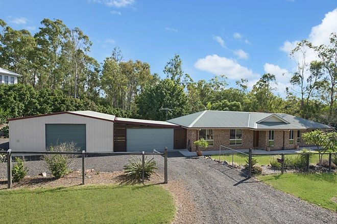 Picture of 16 Barnes Court, MOUNT CROSBY QLD 4306