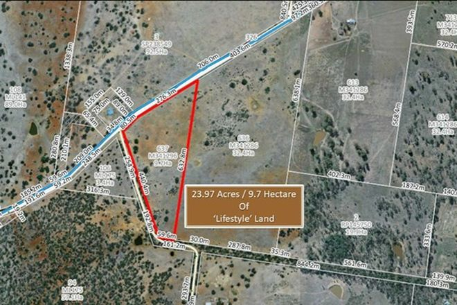 Picture of Lot 637 cnr Ford and Washpool Roads, WARWICK QLD 4370