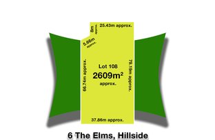 Picture of 6 The Elms, Hillside VIC 3037