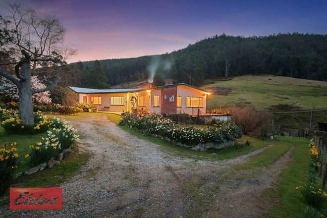 Picture of 316 Nicholls Rivulet Road, OYSTER COVE TAS 7150