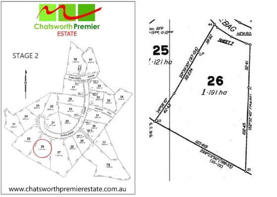 Lot 26 SADDLEBAG COURT, Chatsworth QLD 4570, Image 1