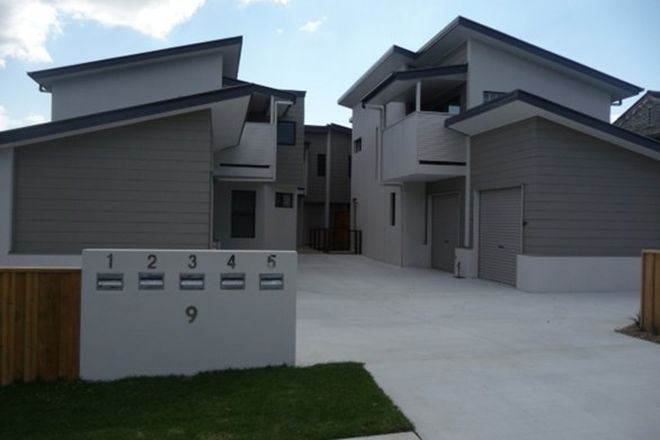 Picture of 3/9 Dawn Street, ROCKLEA QLD 4106