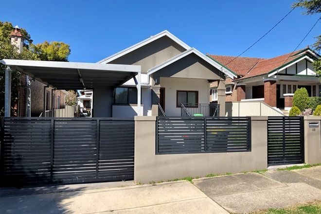 Picture of 58 Amy Street, CAMPSIE NSW 2194