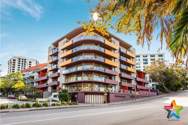 Picture of 6/2A Goderich Street, EAST PERTH WA 6004