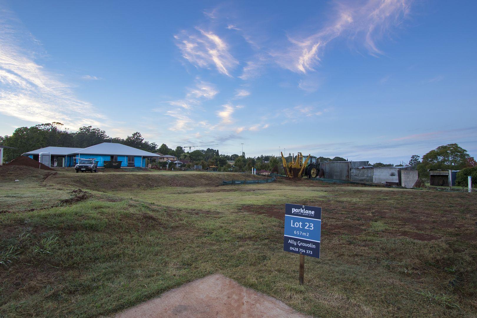 Lot 23 Pascoe Lane, Harlaxton QLD 4350, Image 0