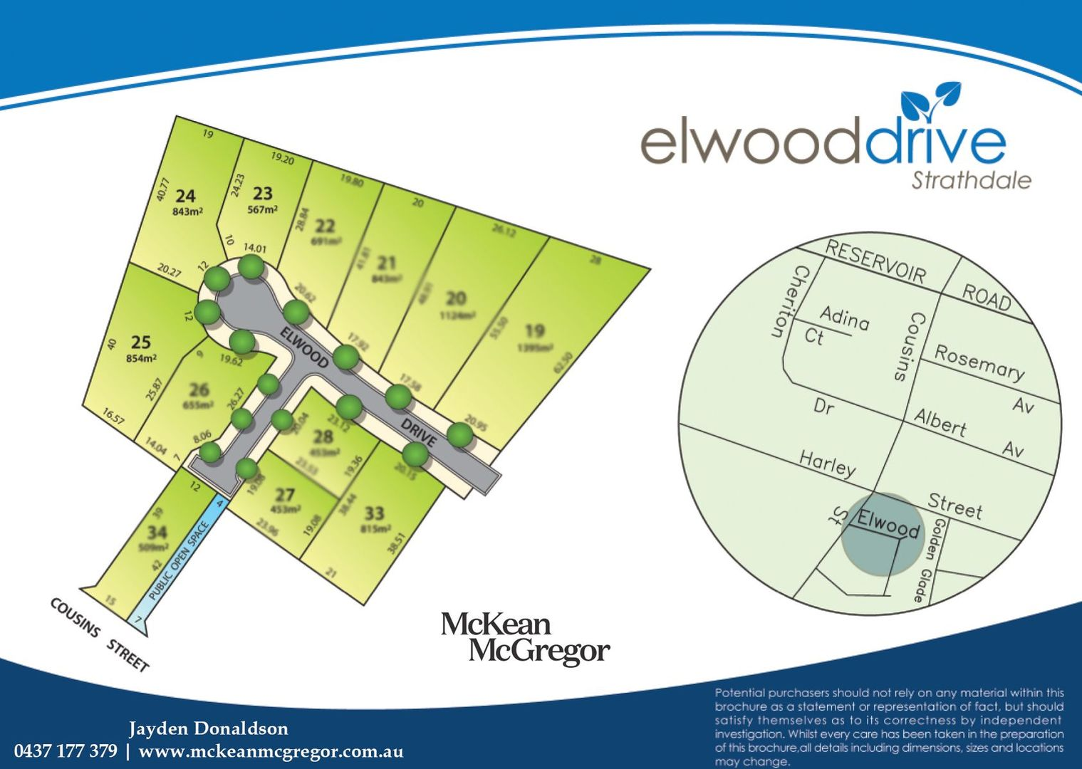 Lot 25 Elwood Drive, Strathdale VIC 3550, Image 1