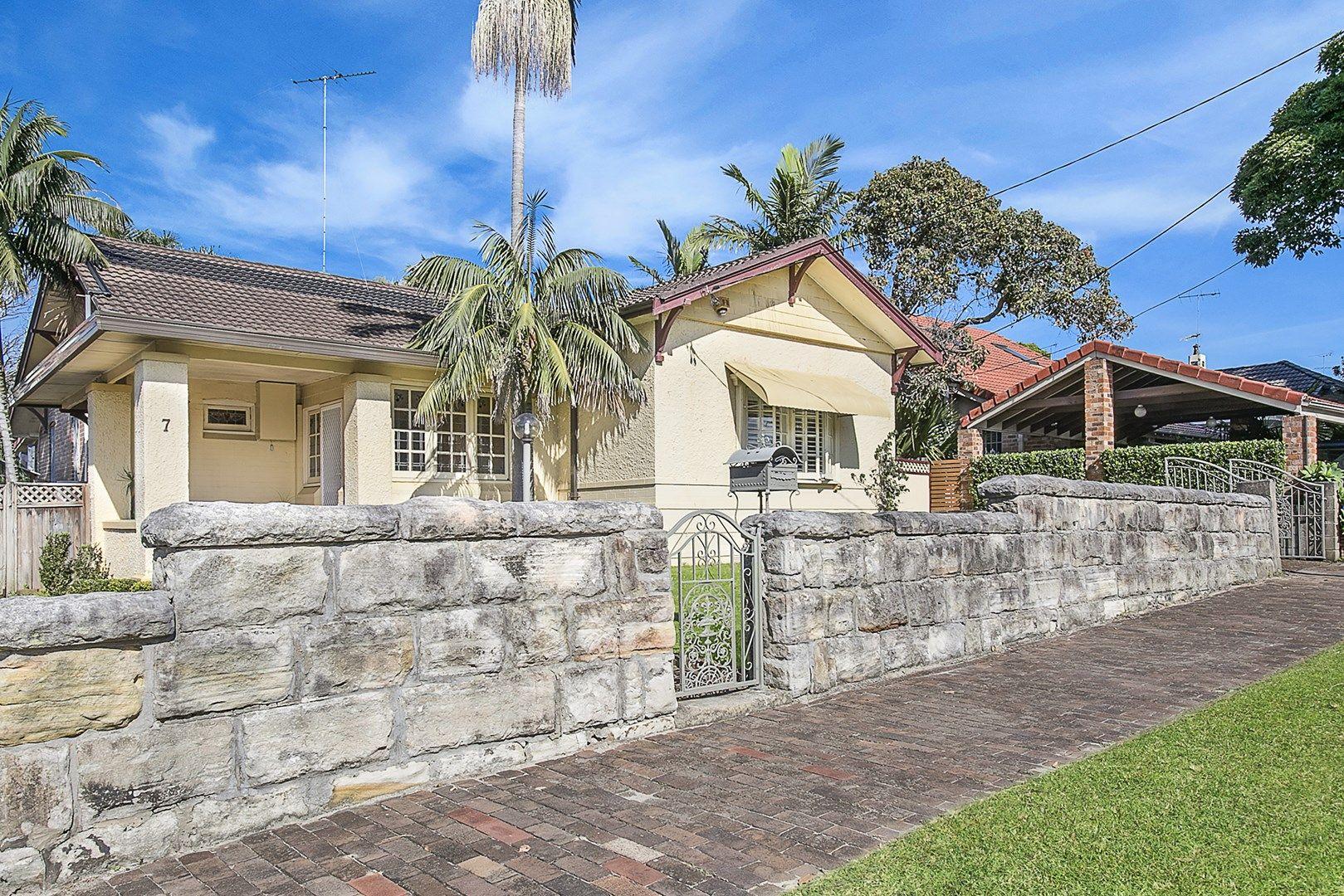 7 Koorinda Avenue, Kensington NSW 2033, Image 0