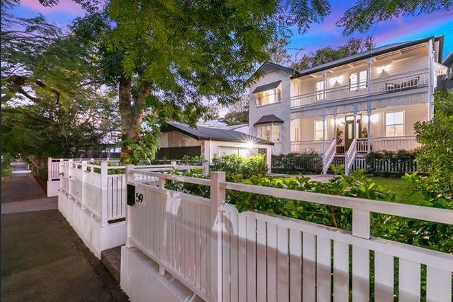 Picture of 59 Chermside Street, TENERIFFE QLD 4005