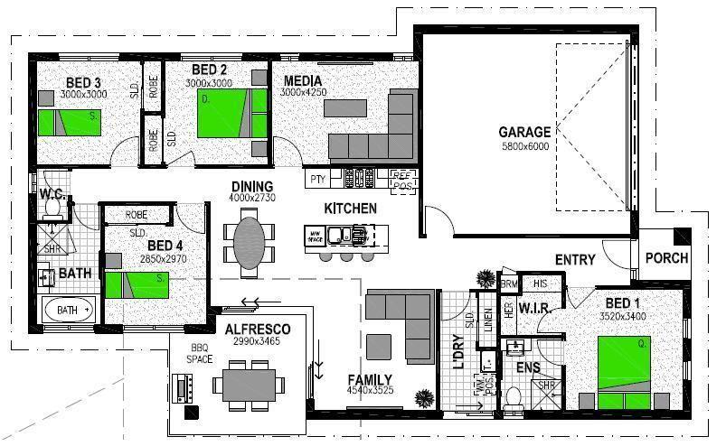 """Lot 455 Kuprin Street """"KILLARA"""", Logan Reserve QLD 4133, Image 1"""