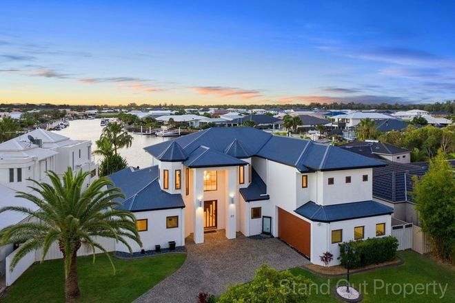 Picture of 177 Marina Boulevard, BANKSIA BEACH QLD 4507