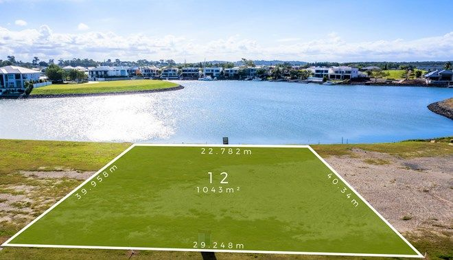 Picture of Lot 12/8872 The Point Circuit, Sanctuary Cove