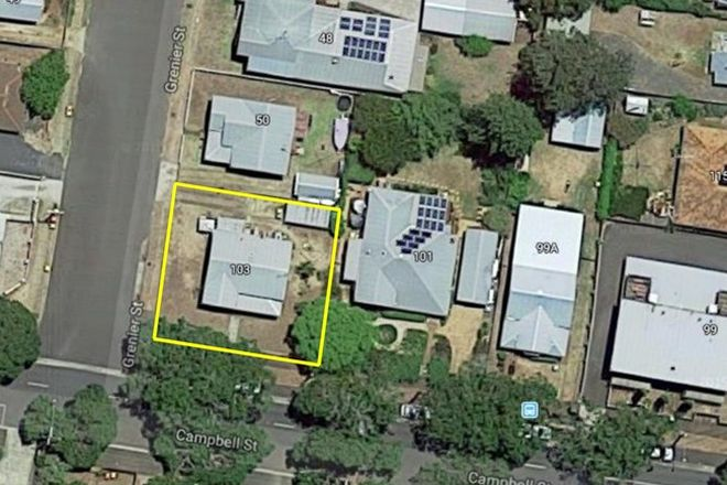 Picture of 103 Campbell Street, TOOWOOMBA CITY QLD 4350