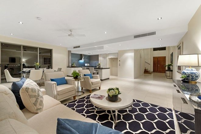 Picture of 5207 Marine Drive West, SANCTUARY COVE QLD 4212