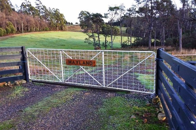 Picture of 50 Smiths Road, ROLAND TAS 7306