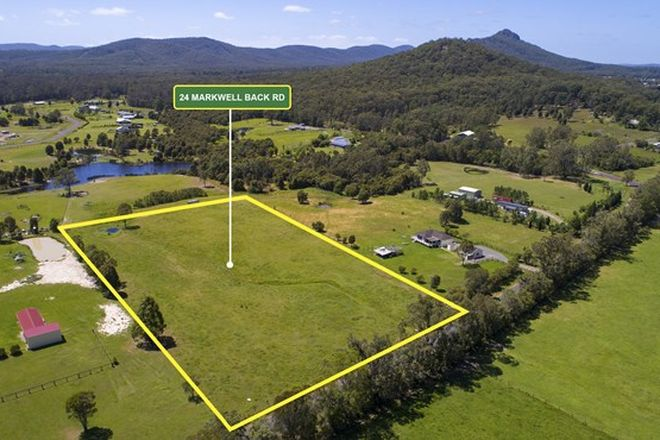 Picture of 24 Markwell Back Road, BULAHDELAH NSW 2423