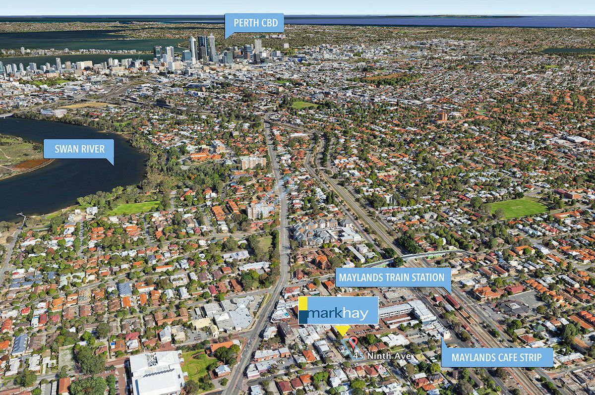 45 Ninth Avenue, Maylands WA 6051, Image 0