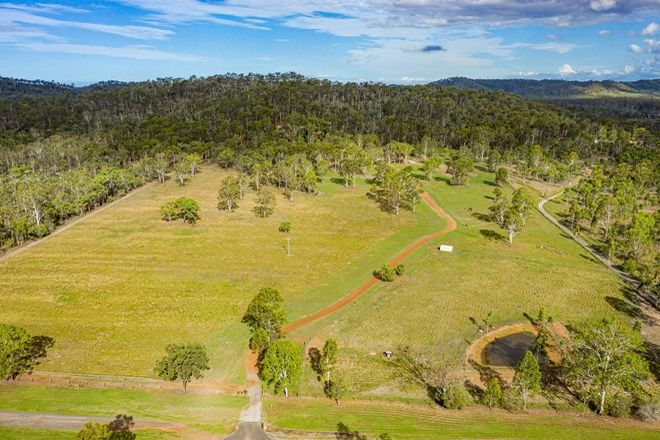 Picture of 622 Calliope River Road, WEST STOWE QLD 4680