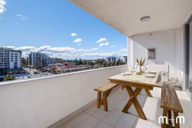 Picture of 605/51 Crown Street, WOLLONGONG NSW 2500