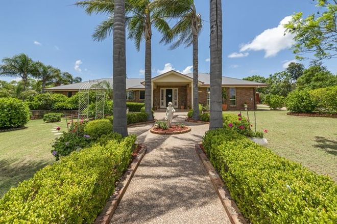 Picture of 182 Glen Road, ROSENTHAL HEIGHTS QLD 4370