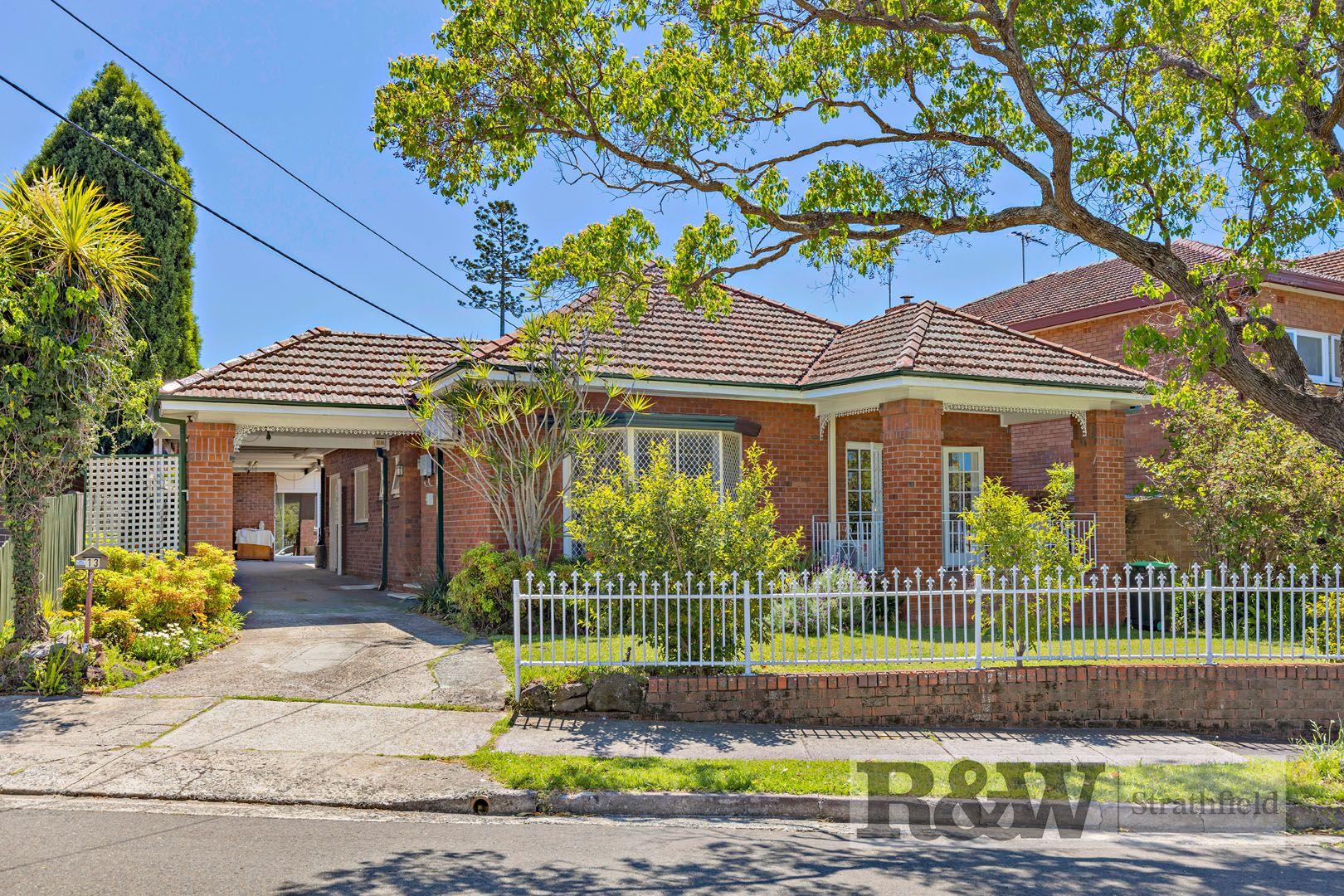 13 ELWIN STREET, Strathfield NSW 2135, Image 0