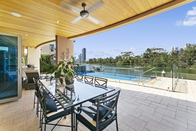 Picture of 59 Commodore Drive, PARADISE WATERS QLD 4217
