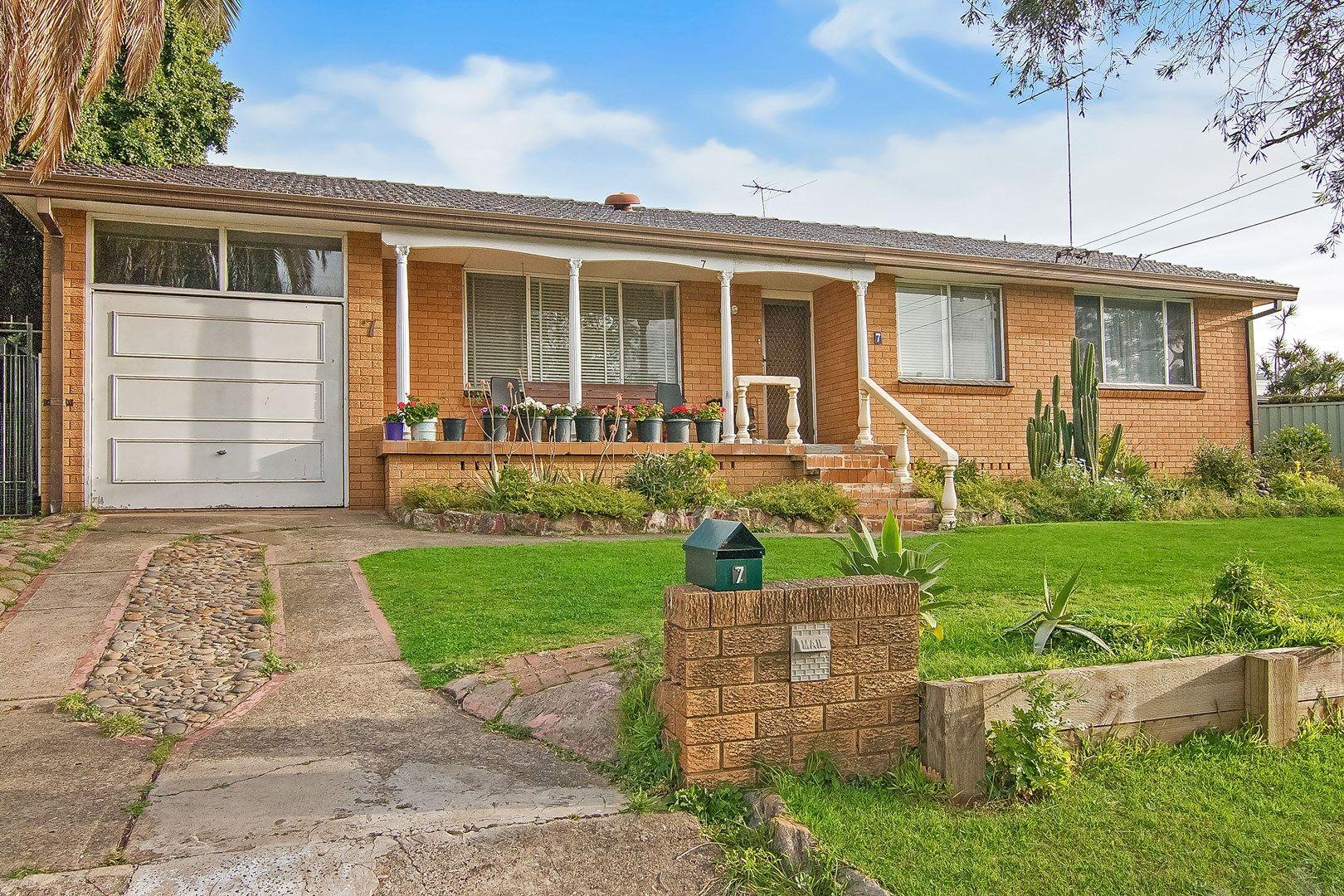 7 Mantaka Street, Blacktown NSW 2148, Image 0