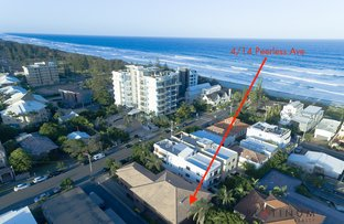 Picture of 4/14 Peerless Avenue, Mermaid Beach QLD 4218