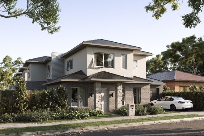Picture of 1-4/35 Renver Road, CLAYTON VIC 3168