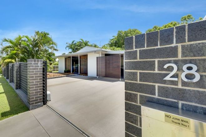 Picture of 28 Barnfield Drive, ANDERGROVE QLD 4740