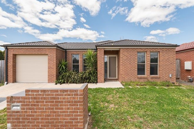 Picture of 2B Bawden Street, BROWN HILL VIC 3350