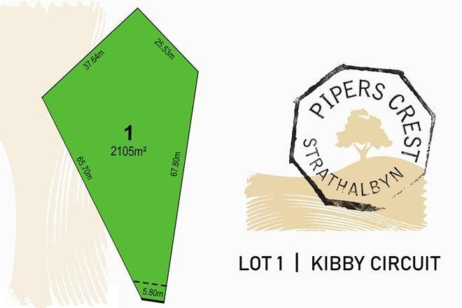 Picture of 1 Kibby Circuit, STRATHALBYN SA 5255
