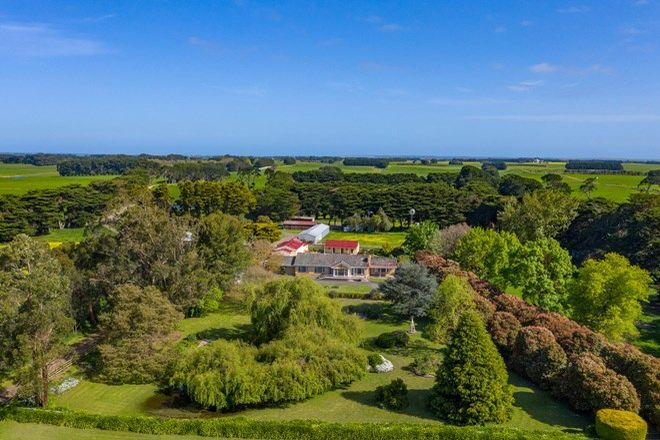 Picture of 4089 Cobden Warrnambool Road, ALLANSFORD VIC 3277