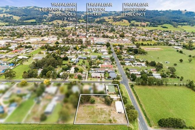 Picture of 1 Settlement Road, TRAFALGAR VIC 3824