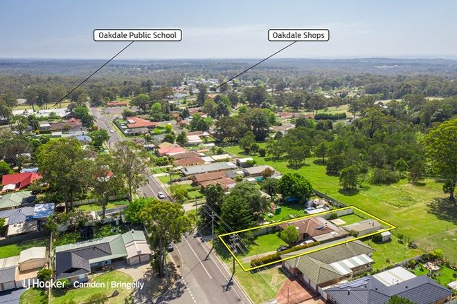 Picture of 1844 Barkers Lodge Road, OAKDALE NSW 2570