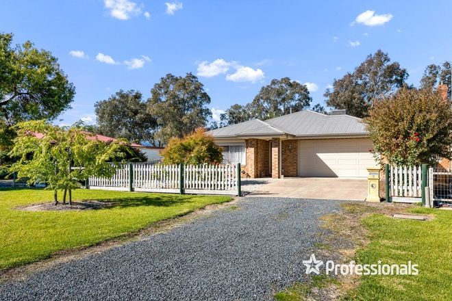 Picture of 8 Nickless Street, CHILTERN VIC 3683