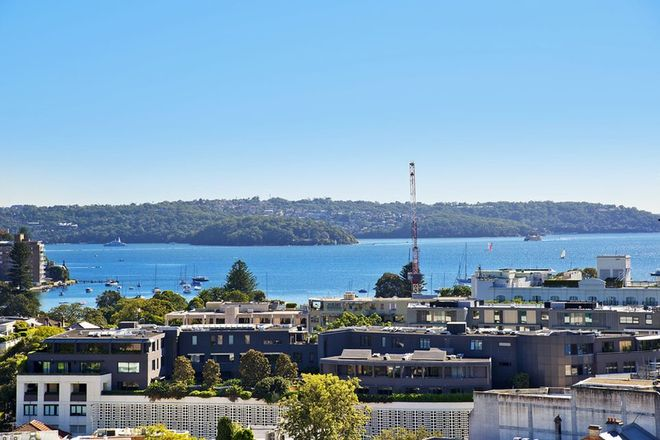 Picture of 701/349 New South Head  Road, DOUBLE BAY NSW 2028