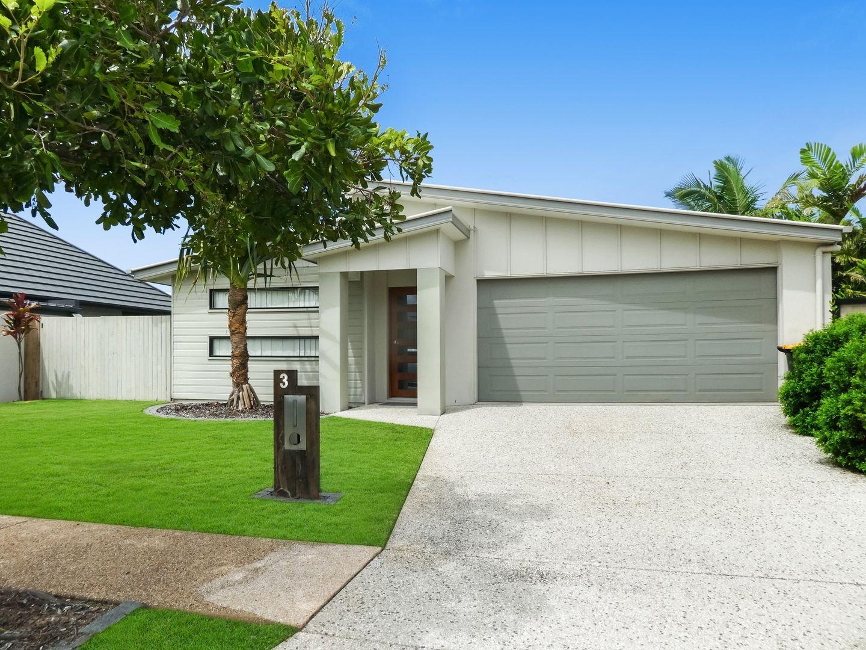 3 Oceancall Lane, Mount Coolum QLD 4573, Image 0